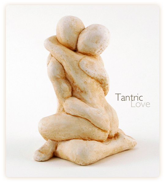 tantric art lovers sculpture